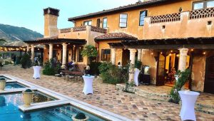 You can now get married by Chris Harrison at The Bachelor mansion