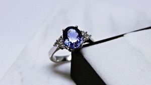 Say 'I do' to tantalising Tanzanite