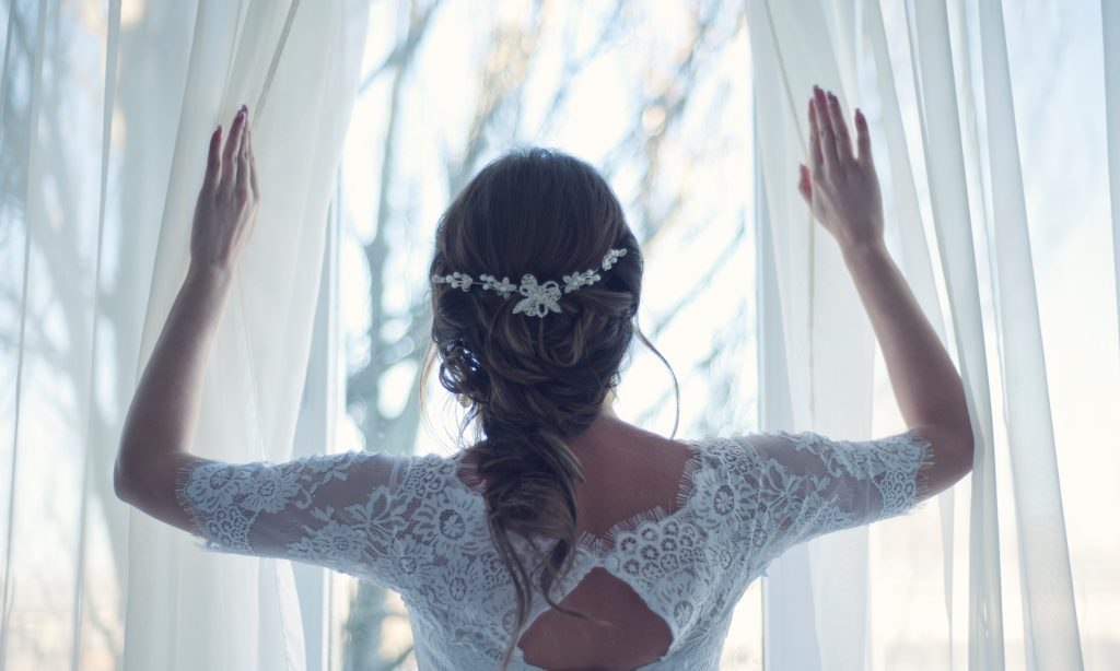 Brilliant bridal hair accessories to top off your look