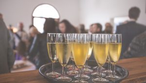 Pros and cons of an alcohol-free wedding