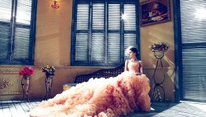 Top 6 over-the-top wedding dresses from around the world