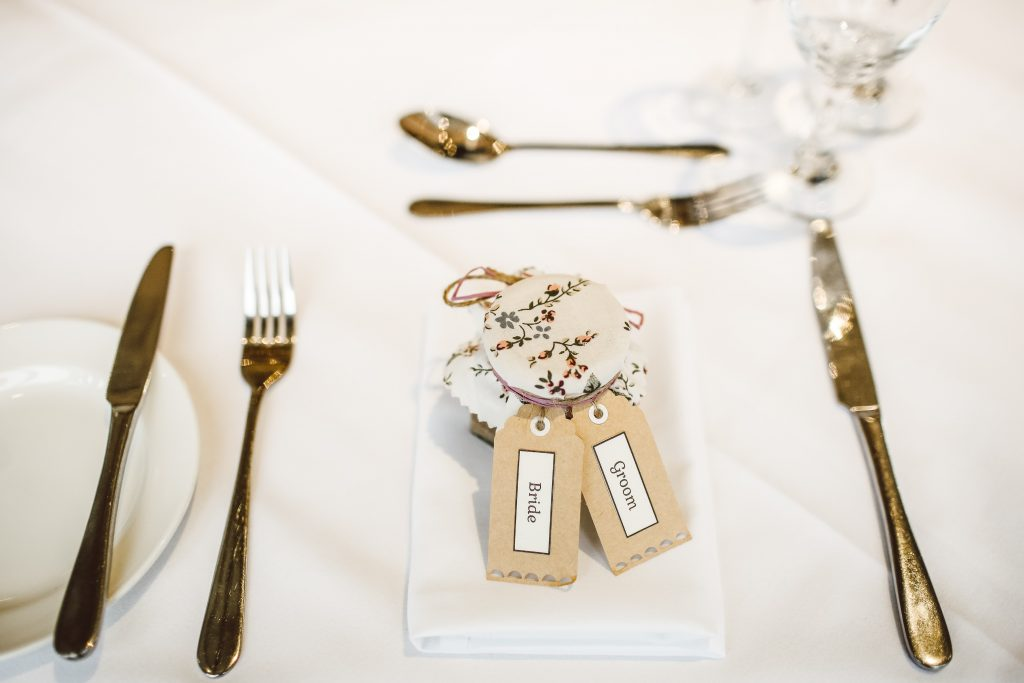 Unique place cards your guests will love