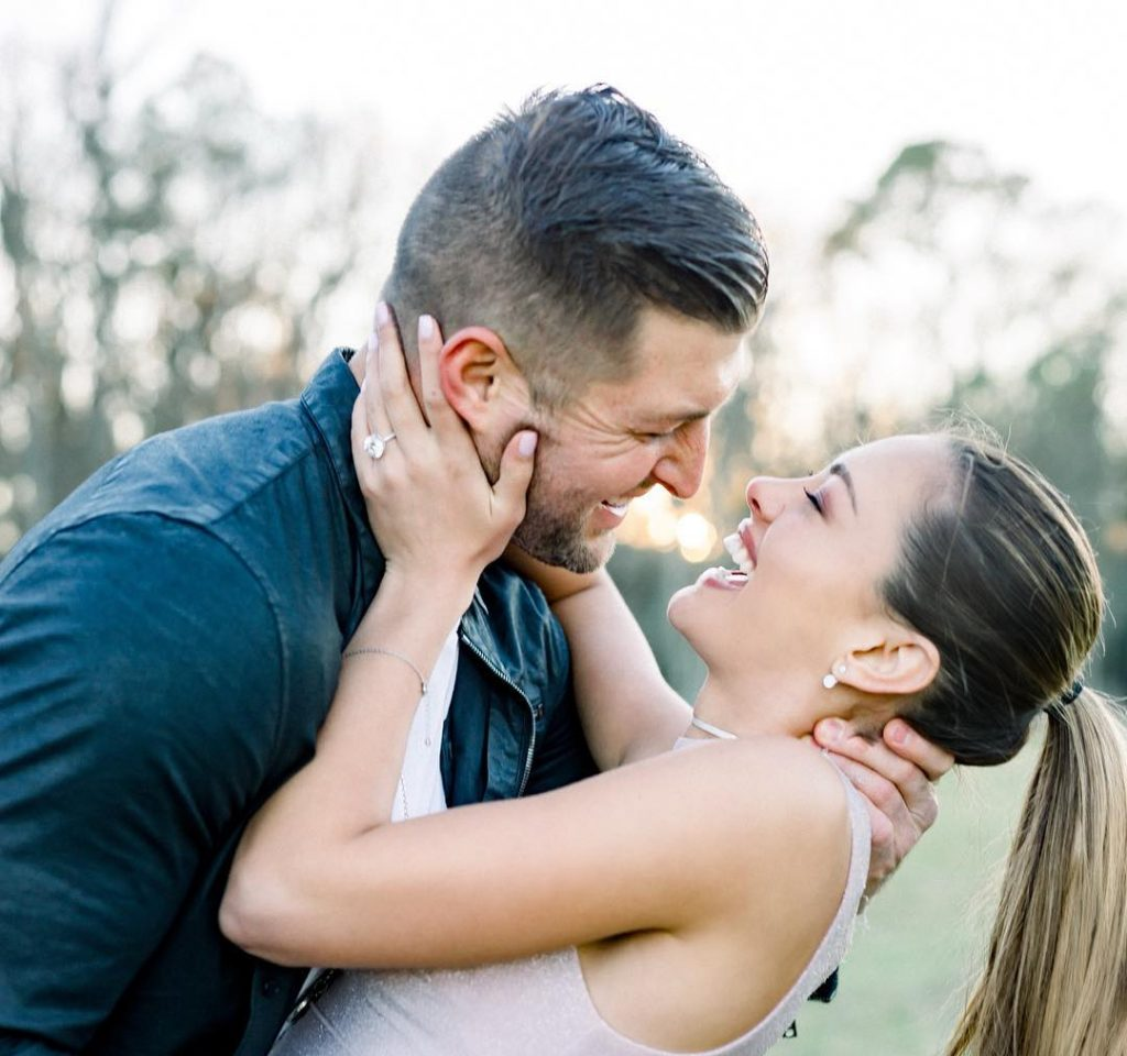 Demi-Leigh Nel-Peters shares intimate proposal video