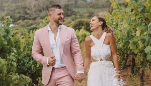 Inside Demi-Leigh and Tim Tebow's pre-wedding weekend