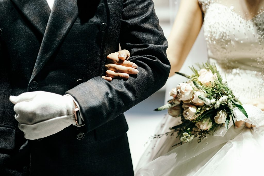 Wedding processional songs to walk down the aisle to