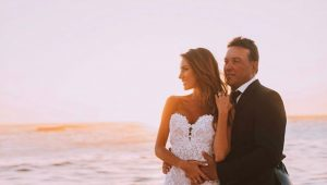 Jacques Kallis and wife Charlene celebrate first wedding anniversary