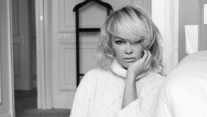 Pamela Anderson ties the knot for the fifth time