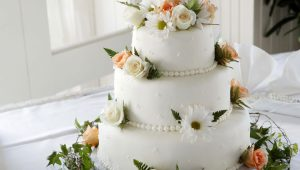 The interesting origin of the wedding cake