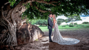 Now trending: Bushveld weddings