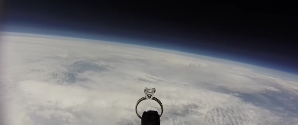 An out-of-this-world space proposal