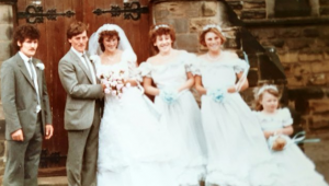 Couple's stolen wedding pictures found 35 years later