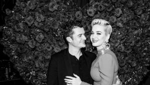 Katy Perry shares never-before-seen engagement party photos