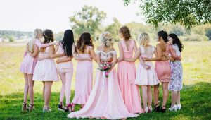 Mismatched bridal party looks you'll love