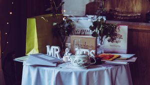 What to ask for instead of wedding gifts