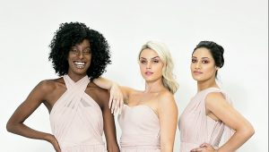 The magic of multiway bridesmaid dresses