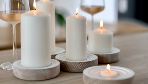 How to incorporate candles into your wedding decor