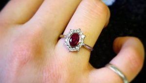 The fiery king of gems: Romantic rubies