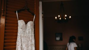 Woman preserves wrong wedding dress for 30 years