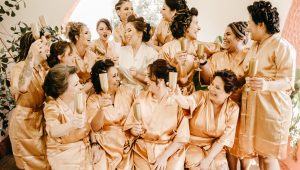 Group photos to take with your bride tribe