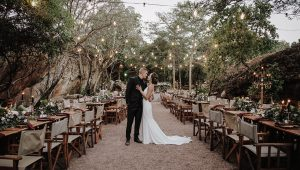 How to have an outstanding outdoor wedding