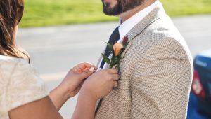 Risky groom's fashion that will set you apart