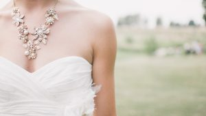 How to make your own (classy) wedding jewellery