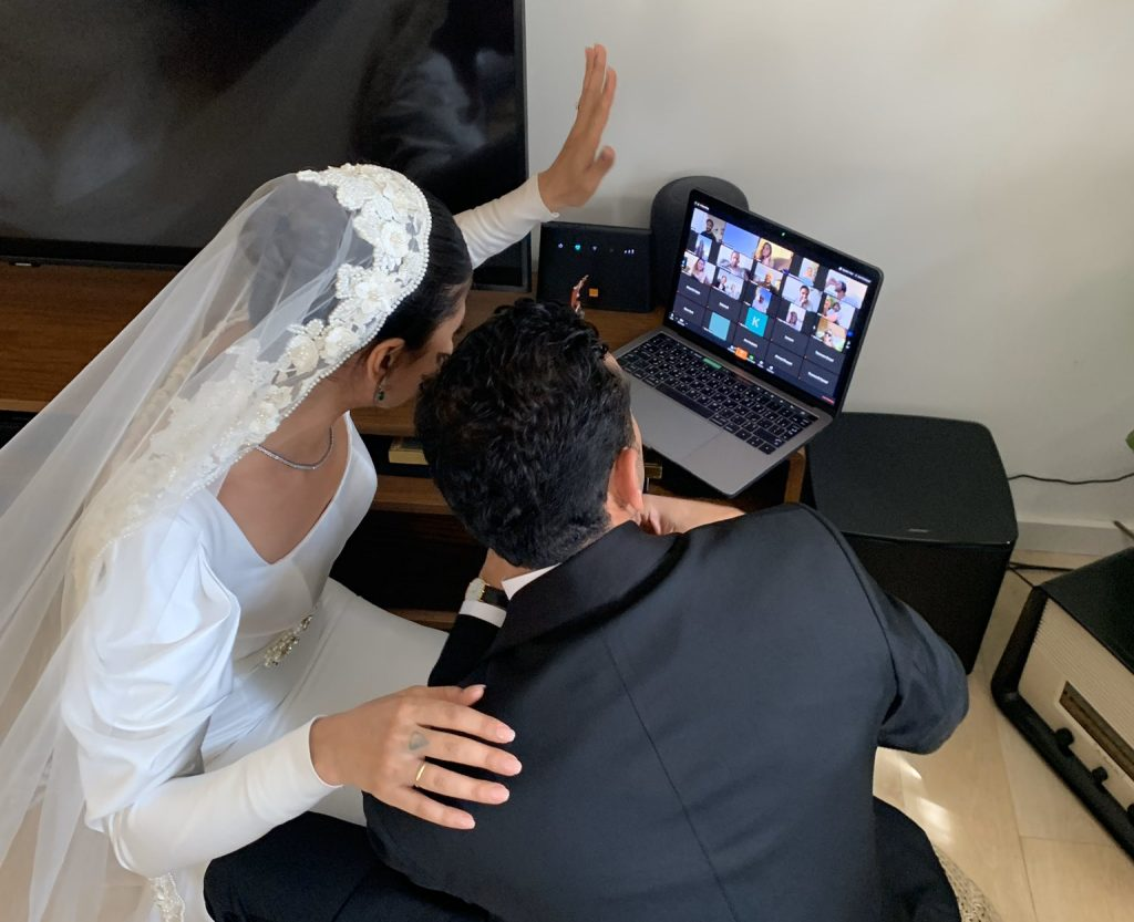 The legality of Zoom weddings in SA
