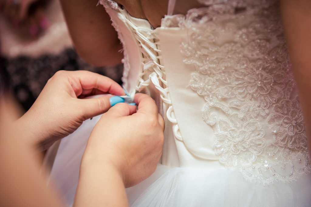 Custom wedding dresses: Now may be the perfect time