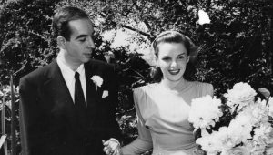 The tumultuous 5 marriages of Judy Garland