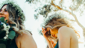 Hair accessories for your bridesmaids