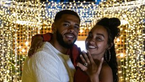 Little Mix's Leigh-Anne Pinnock engaged to footballer Andre Gray