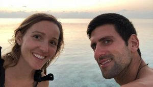 Novak Djokovic details his sweet proposal to wife Jelena