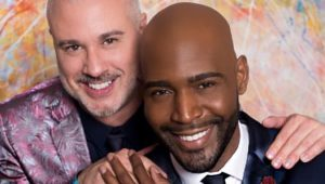 Queer Eye's Karamo Brown re-proposes after cancelled wedding