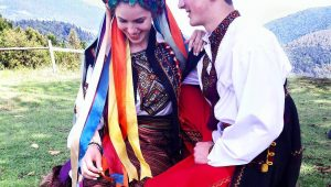 Unusual wedding outfits around the world