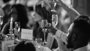 Tips for writing a wedding toast