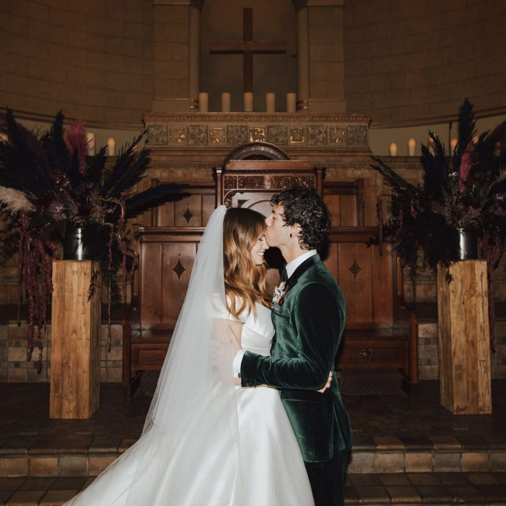 Debby Ryan and Joshua Dun secretly wed on New Years Eve