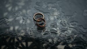 Accidentally flushed wedding ring found 80 years later