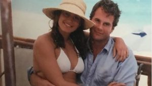 Cindy Crawford and husband celebrate 22nd wedding anniversary