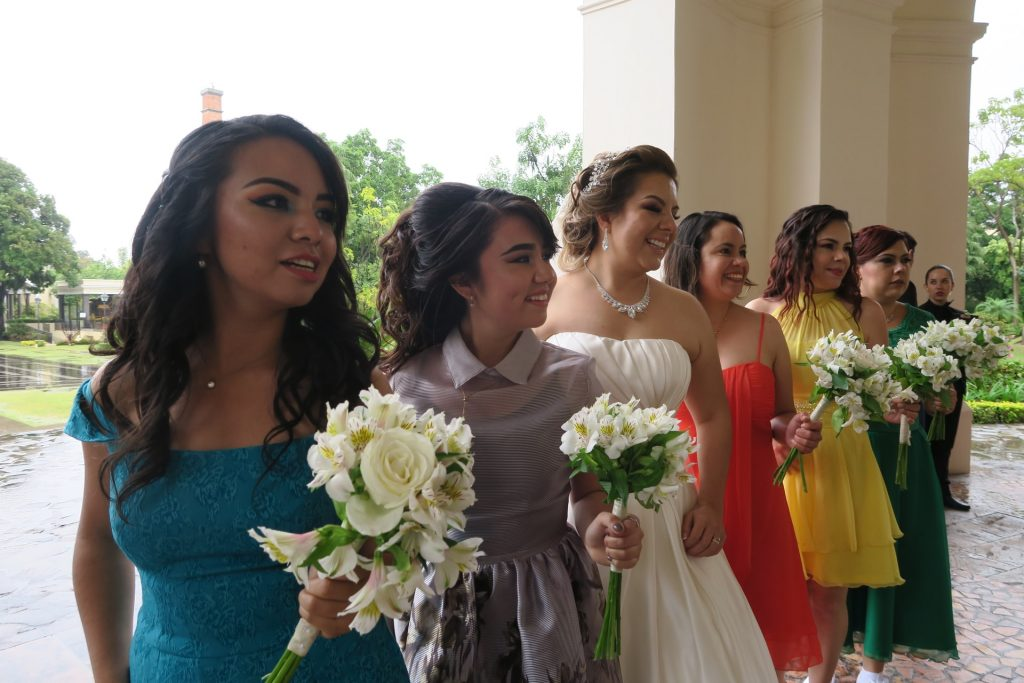 How bridesmaids dresses have evolved through the years