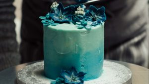 Outstanding wedding cakes inspired by the ocean
