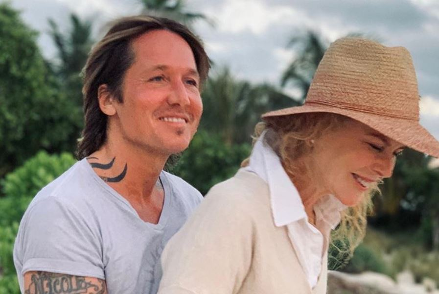 Nicole Kidman and Keith Urban celebrate 14th anniversary