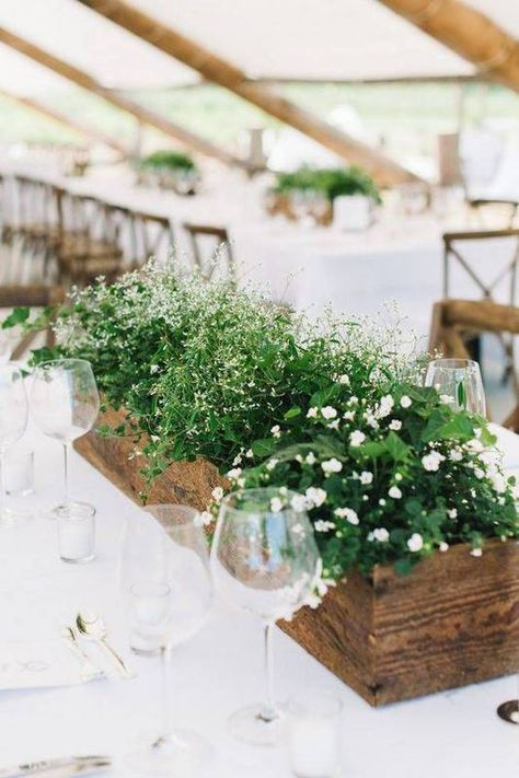 How to incorporate herbs into your wedding day