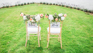 Ways to give back on your wedding day