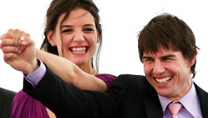 Risky business: The marriage of Tom Cruise and Katie Holmes
