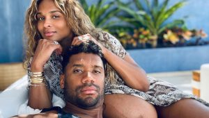Ciara and Russell Wilson celebrate four-year anniversary
