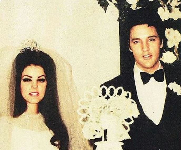 priscilla presley and elvis wedding