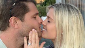 Lady Amelia Spencer engaged to SA sweetheart