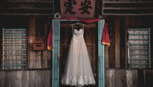 Ways to up-cycle your wedding dress
