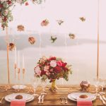 Adorable sweetheart tables to share with your special person