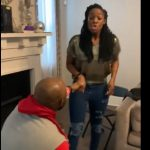 Man shocks girlfriend with proposal during game of Taboo